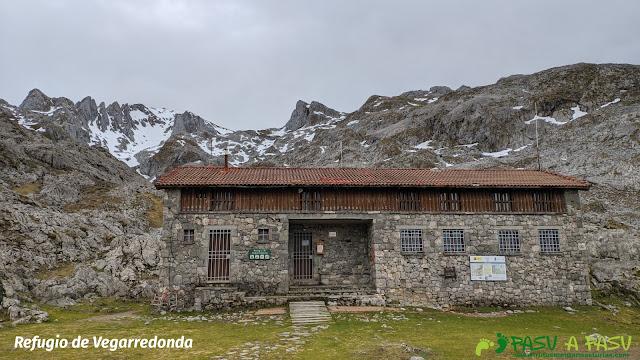 Refugio de Vegarredonda, Macizo Occidental de Picos de Europa