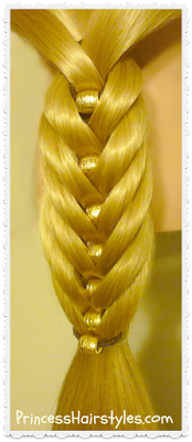 Goody Fancy Fishtail Braid Kit, Video Tutorial