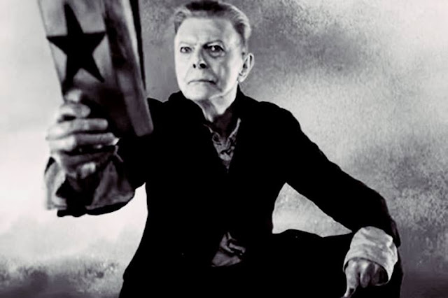 david bowie, black star, david bowie e ocultismo, david bowie e alesteir crowley, david bowie ocultista, david bowie simbolismo, blackstar simbolismo