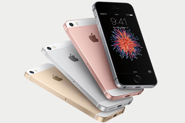 iPhone SE :  Apple iPhone paling murah
