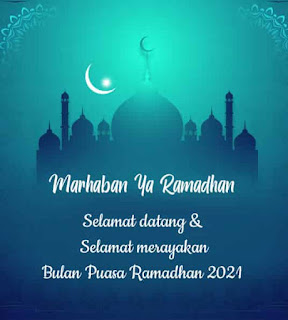 ucapan selamat datang bulan puasa ramadhan
