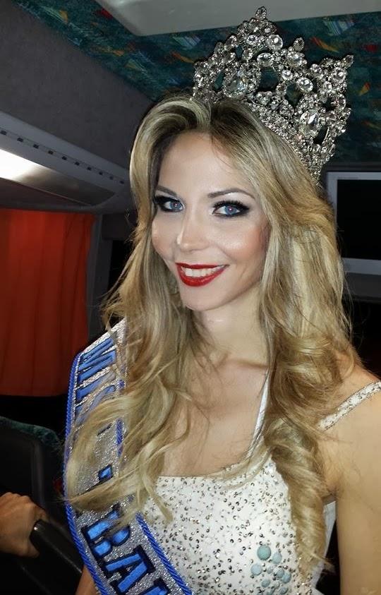Laviny Albuquerque, é eleita Miss Transex Universo - MUNDO T
