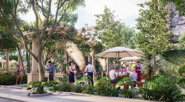 Những lý do nên đầu tư vào shophouse của dự án Sunshine Residence Helios Ciputra Tây Hồ Hà Nội