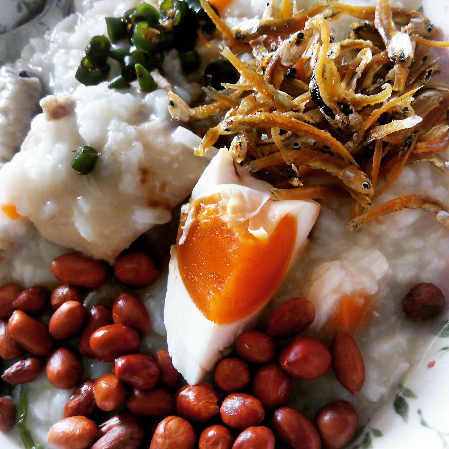 Resepi Masak Bubur Nasi Ayam Agustus Nx