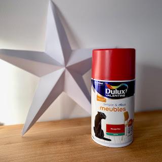 Peindre son étoile en papier