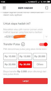 2 Cara Transfer Pulsa ke Sesama Pengguna Telkomsel ( Simpati , Loop , Kartu As )