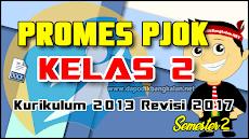PROMES PJOK K13 Kelas 2 Semester 2 Revisi 2017