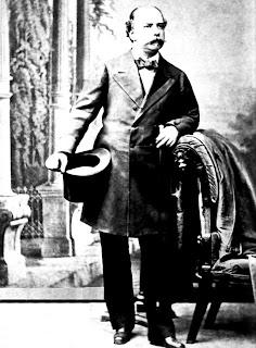 Manuel Pardo y Lavalle, fundador del Partido Civil, presidente del Perú de (1872 a 1876)