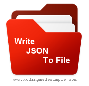 php-write-json-to-file