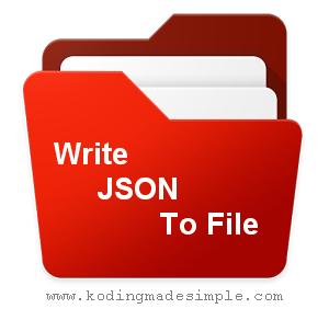 php-write-json-to-file