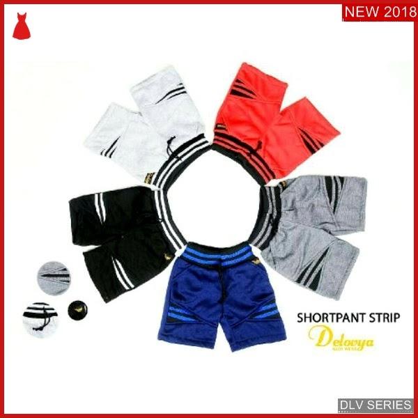 DLV06S33 Short Pant Anak Strip Celana Pendek Balita Murah BMG