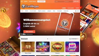 Jetzt Spielen - Casino LeoVegas