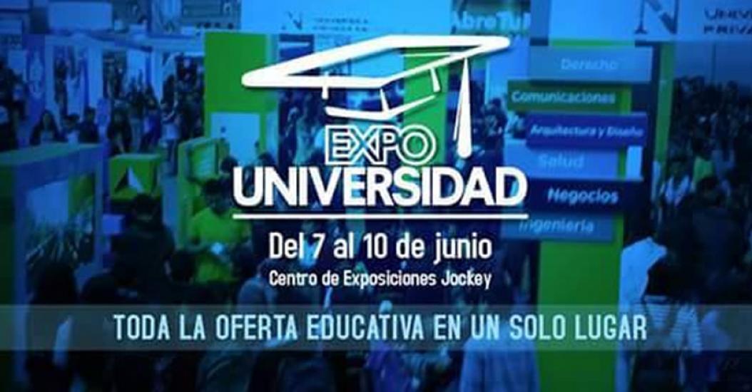 EXPOUNIVERSIDAD 2017: Feria de Orientación Vocacional en el Centro de Exposiciones Jockey Club del Perú hasta el 10 de Junio
