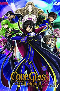 Code Geass R2 Legendado