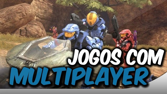 Os 20 melhores jogos multiplayer para quem tem PC fraco