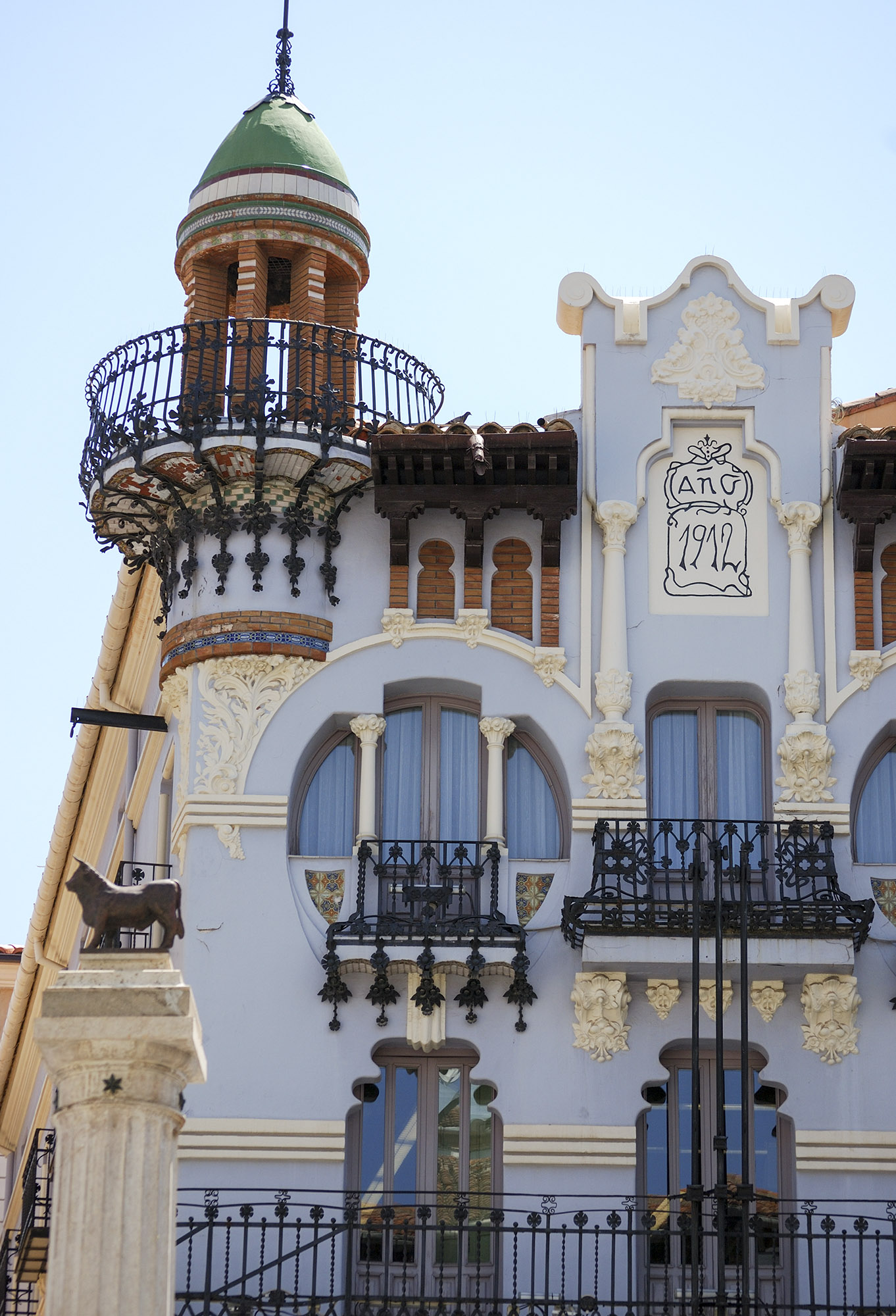 Art Nouveau building