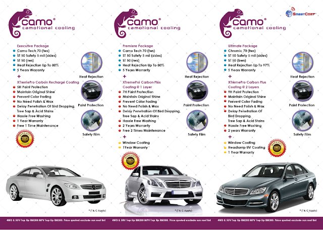 Brochure Design, Camo