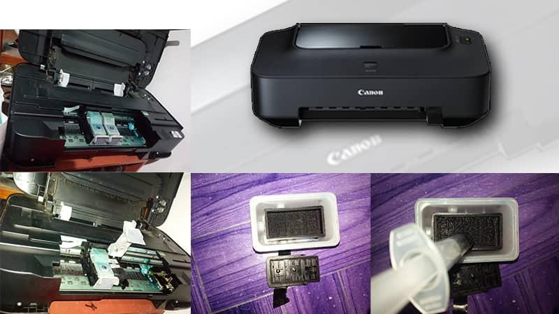 Isi Tinta Printer Canon IP2770