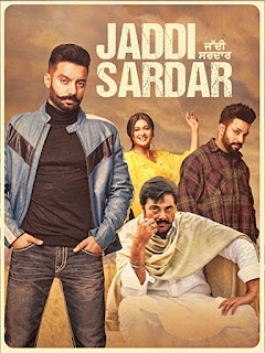 Jaddi Sardar (2019) Punjabi 720p HEVC HDRip x264 AAC 5.1 [700MB]