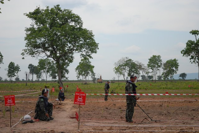 UN: Landmine toll still high amid concerns over COVID-19 impact on clearance efforts