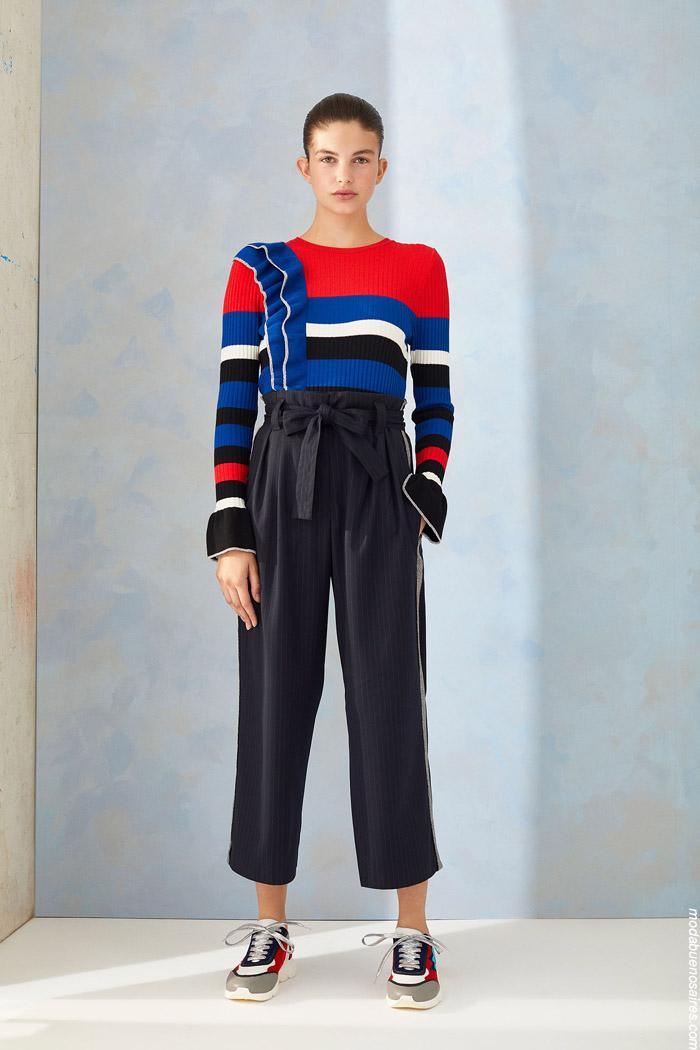 Ropa de moda mujer invierno 2019.