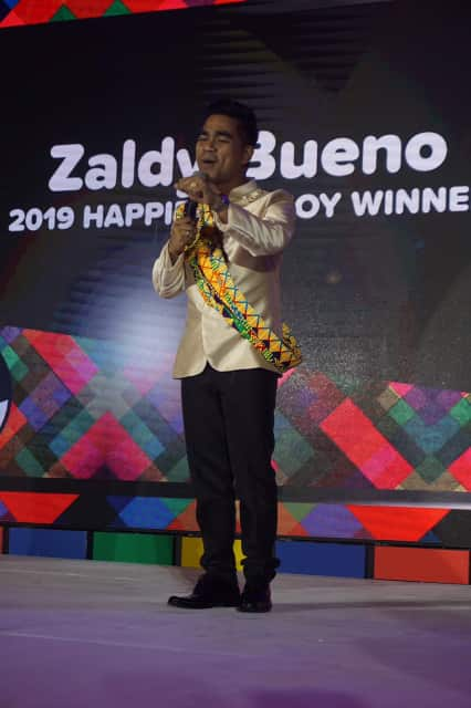 Public School Teacher named Cebuana Lhuillier Happiest Pinoy 2019