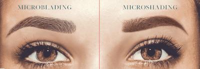 Microshading Eyebrows