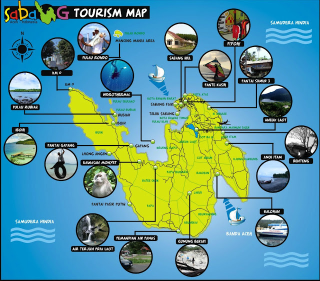 Sabang Tourism
