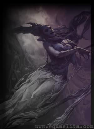 Русалка - демоница нави