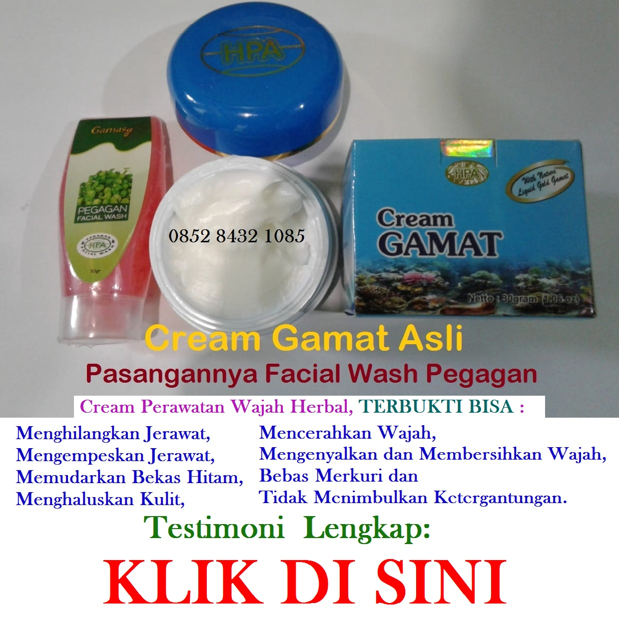 Salep mediklin TR Untuk Obat Jerawat dan Efek Samping ...