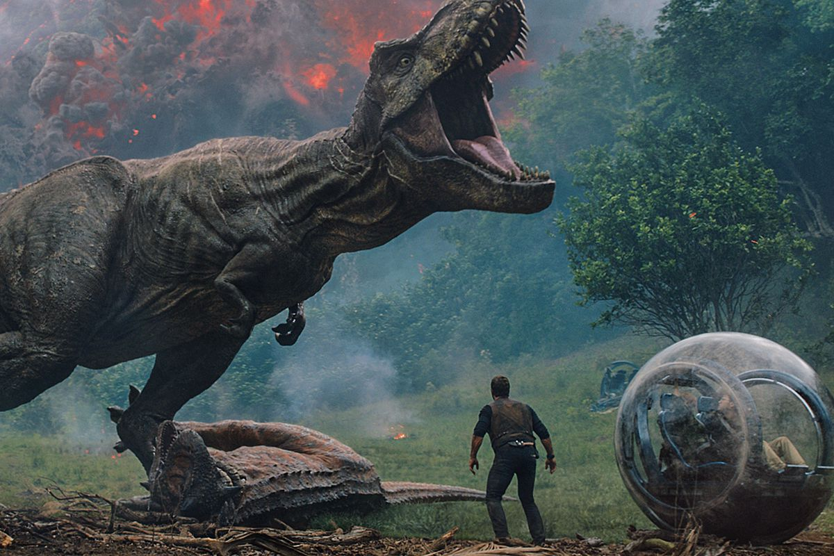 MOVIES: Jurassic World: Fallen Kingdom - Review