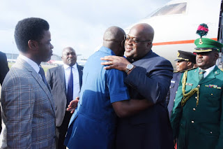 IMG 20190728 WA0120 - President Of Congo DRC Received By The Honorary Counsel Of The Country To Nigeria, HE Prince Don Okonkwo