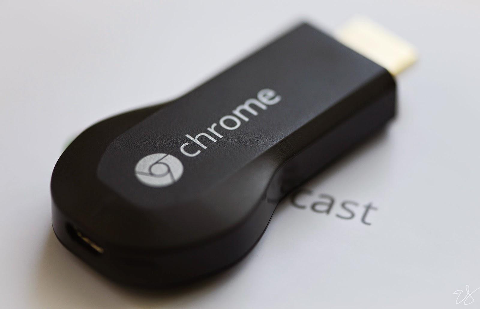 Chromecast Kuvanlaatu