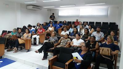 Comissão eleitoral e Prefeitura se reúnem com candidatos a conselheiro tutelar de Guarabira e definem numeração de registro