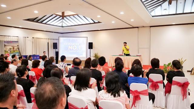 BEACH HOTEL TANJUNG LESUNG | Konsep Resort di Tanjung Lesung