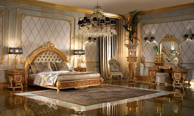 غرف نوم كلاسيك  Classic bedrooms