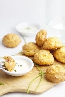 Gougères-choux-au-fromage-recipe