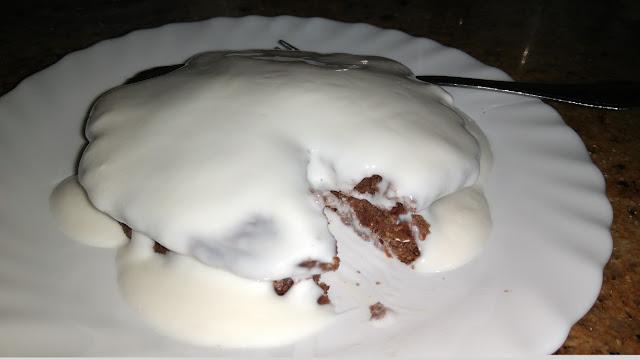 tortitas yogurt