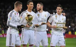 Tur Pra Musim Real Madrid Musim 2016/2017