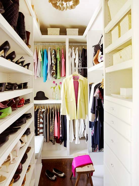 Modern Furniture: Storage Solutions For Closets 2014 Ideas