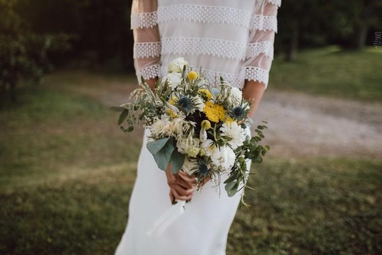 La petite boutique de fleurs, Bridesbouquet, Lyon wedding florist
