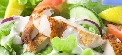 Συνταγές για νόστιμα και υγιεινά dressing σαλάτας