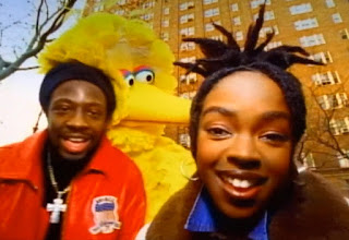 The Fugees sesame street