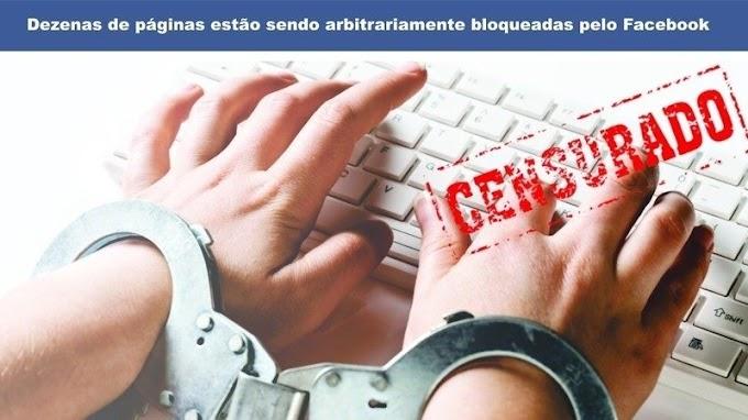 LEI DA FAKE NEWS É UMA MAQUIAGEM PARA A CENSURA NA PLATAFORMA DIGITAL