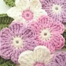 Flor a Crochet