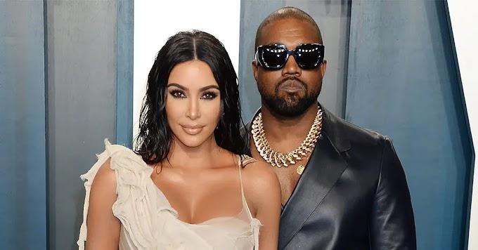 Kim Kardashian & Kanye West Are Reportedly Getting Divorced