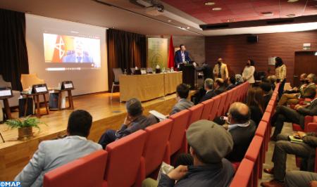 افتتاح ربيع العلوم الاجتماعية بإفران