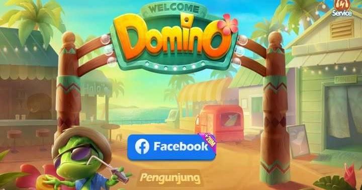 Higgs Domino island- Main Game Gaple Dapat Pulsa Cepat