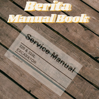 Cat 320 320L service manual excavator Caterpillar