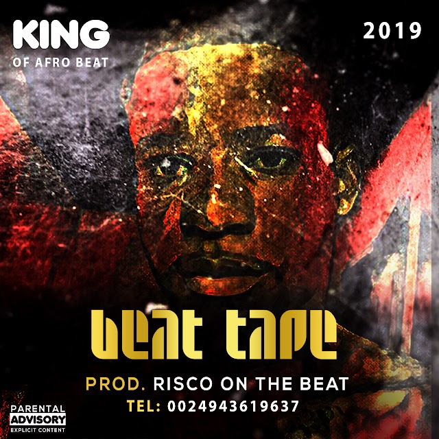 Risco OnThe Beat - King Of Afro Beat (Beat Tape)